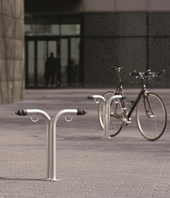 metal bike stand, secure bike stand