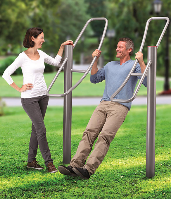 vitagym 2, outdoor fitness equipment