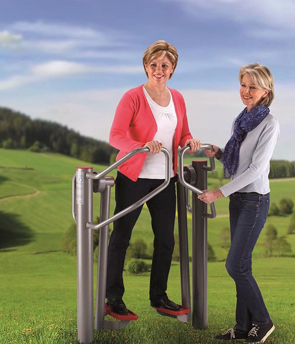 vitagym 4, outdoor fitness equipment